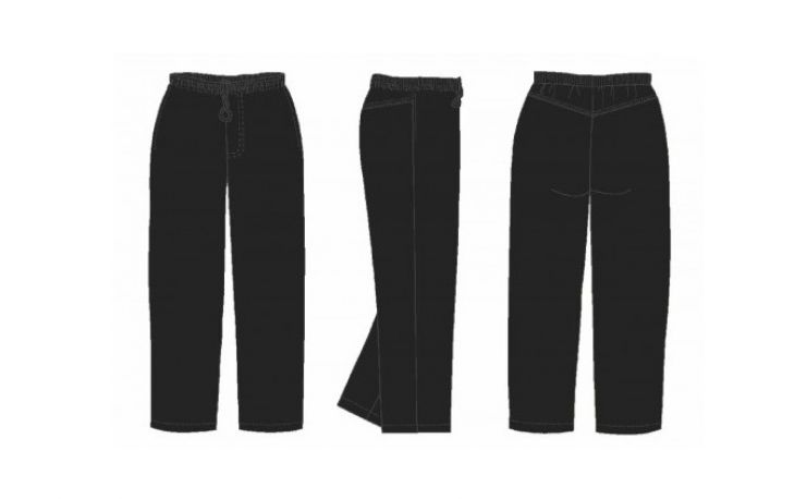GDC uniform - unisex pants