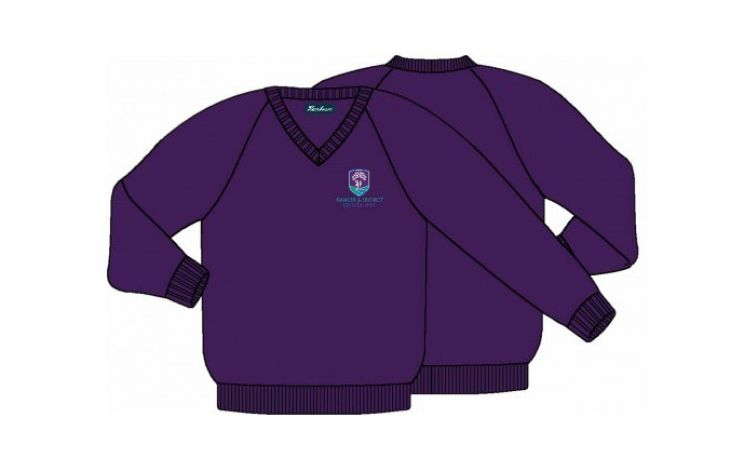 GDC uniform - unisex jumper