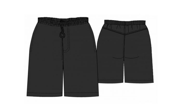 GDC uniform - unisex shorts